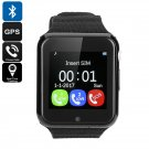 VK7 Kids GPS Smart Watch - GSM SIM, Twitter, Facebook, WhatsApp, Realtime Tracking, GPS+AGPS+LBS