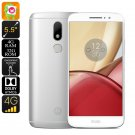 Lenovo Moto M Android 6.0 Smartphone - Dual, 4G, Fingerprint, Octa-Core, 4GB RAM, 5.5-Inch, 16MP