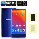 Doogee Mix Android Phone - Dual-IMEI, 4G, Octa-Core, 6GB RAM, 5.5-Inch Small Bezel Display