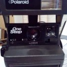 Vintage Polaroid One Stop Camera. NO FILM. Camera only.