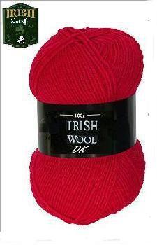 Winter Red Dk Yarn