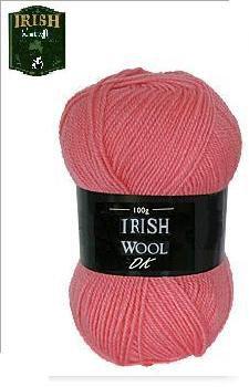 Irish Baby Pink Dk Yarn