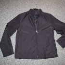 Structure Mens Coat Jacket Black S M L  Water Resistant Spring