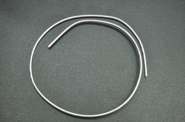 """14 Gauge 9999 Silver Wire 48"""" Piece"""