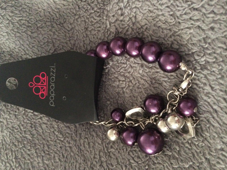 Purple Bracelet 1