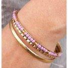 Purple/Gold Bangles
