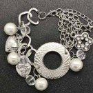 Silver/White Bracelet 2