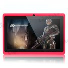 Yeahpad 7 inch Capacitive Touch Screen Android 4.0 Tablet PC Allwinner A13 Camera 512MB/4GB - Red