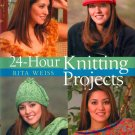 24 hour knitting projects