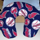 Cleveland Indians Support Pillow - Medium