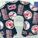 Boston Red Sox Comfort Pilliow - Medium