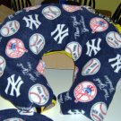 New York Yankees Comfort Pillow/Boppy - Large