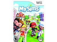 The MySims (Wii) Brand New Factory