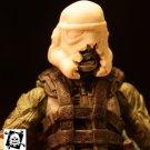 Zombie Star Trooper Helmet