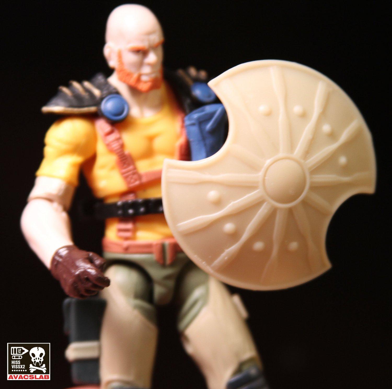 Sand Dollar Shield (Tan)
