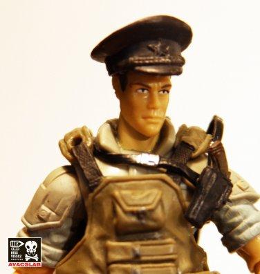 Russian Officer Cap (Dark Grey)