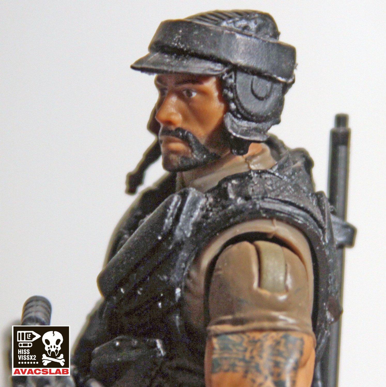 Scouter Helmet (Black)
