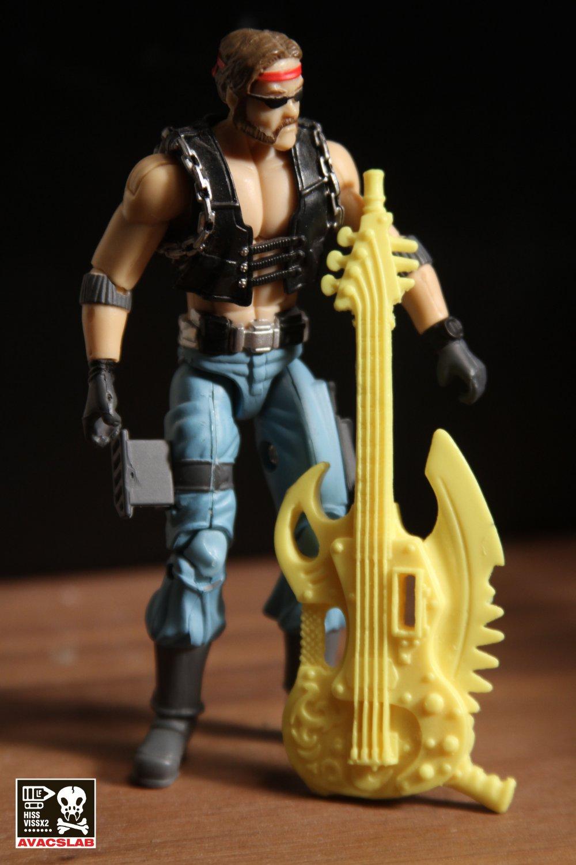 Guitar Blaster  (Yellow)