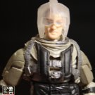 Galatic Fighter Helmet  (Clear)