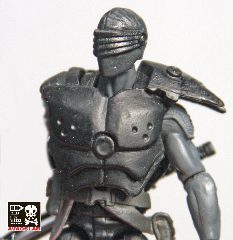 Iron Armor (Black)