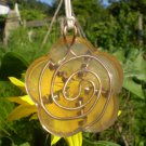 Pendant Flower Orgone - EMF Protection - Energy Healing - Positive Energy Necklace