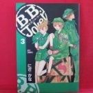 B.B. Joker #3 Manga Japanese / NIZAKANA