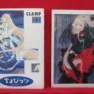 Chobits #3 First Edition w/Card Folder Manga Japanese CLAMP
