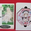 Chobits #5 First Edition w/jigsaw puzzle Manga Japanese CLAMP