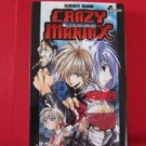 Crazy Maniax Manga Japanese / ANZAI Nobuyuki