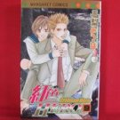 Crimson Hero #9 Manga Japanese / TAKANASHI Mitsuba
