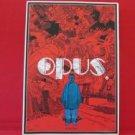 Opus #1 Manga Japanese / Satoshi Kon