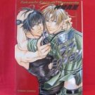 Gokuto Love Mission YAOI Manga Japanese / Takashi Kanzaki