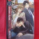 Golden Eyes YAOI Manga Japanese / Kyo Kitazawa