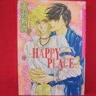 HAPPY PLACE #3 YAOI Manga Japanese / Yuuki Amow