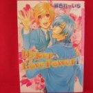 Hyper Love Power #1 YAOI Manga Japanese / Reiichi Hiiro