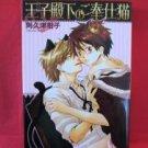 Oujidenka no Gohoushineko YAOI Manga Japanese / Kouji Akutsu