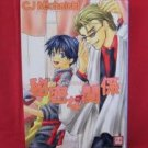 Secret Connection Himitsu na Kankei YAOI Manga Japanese / CJ Michalski