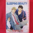 SLEEPING BEAUTY YAOI Manga Japanese / Seimu Yoshizaki