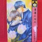 Sunao Ni Nare! YAOI Manga Japanese / Naduki Koujima