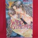 Wild Butterfly YAOI Manga Japanese / Masaki Ihara