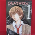DEATH NOTE 'DEATHTIX' #1 Parody Comic Anthology Doujinshi