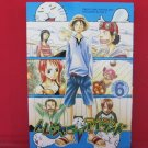 ONE PIECE Comic Anthology 'Treasure Island' #6 Doujinshi
