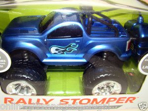 RALLY STOMPER RADIO CONTROL ALL-TERRAIN VEHICLE