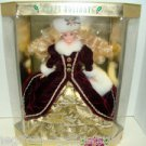 VINTAGE HAPPY HOLIDAYS BARBIE 1996