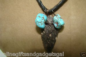 UNISEX ARROWHEAD MADE IN INDIA NECKLACE