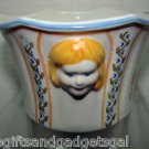 UNIQUE SOAP OR CANDY BOWL VINB -42