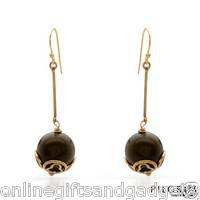 PILGRIM SKANDERBORG, DENMARK  Earrings With Simulated gems - STUNNING FASHION!