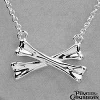 PIRATES OF THE CARIBBEAN Brand New Necklace 18IN