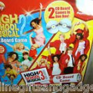 HIGH SCHOOL MUSICAL CD BOARD GAME