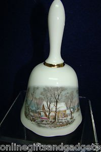 VINTAGE 1978 AVON BELL/ awarded to the avon representatives exclusively